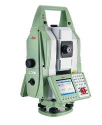 Leica MS50 Monitoring Station