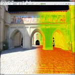 Leica P20 Laser Scan data